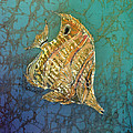Beaked Butterflyfish by Sue Duda