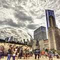 Bean - Looking South by Greg Thiemeyer