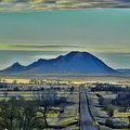 Bear Butte Surreal by Cathy Anderson