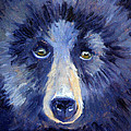 Bear Face by Nancy Merkle