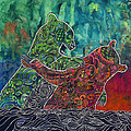 Bear Hug by Hector and Agata ART