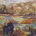 Bear In The Slough by Ellen Levinson