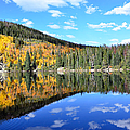 Bear Lake Reflection by Tranquil Light  Photography