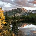 Bear Lake Sunset by Robert Yone
