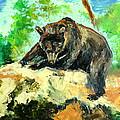 Bear by Luke Karcz
