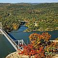 Bear Mountain Bridge by Claudia Kuhn