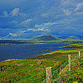 Beara Peninsula West Kerry - On The Road To Lauragh Again by Simon Kennedy