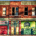 Beardy Mcgreen Building by Robert FERD Frank