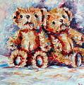 Bears by Kovacs Anna Brigitta