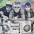 Beastie Boys by Josh Cardinali