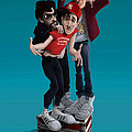 Beastie Boys_the New Style by Nelson Dedos Garcia