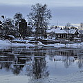 Beatiful Arboga by Stefan Pettersson