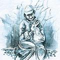 Beatrix Potter by Miki De Goodaboom