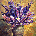 Beaujolais Bouquet by David Lloyd Glover