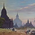 Beautiful Bagan by Ye Htut