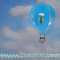 Beautiful Balloon by Gillian Singleton