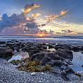 Beautiful Beach by Debra and Dave Vanderlaan