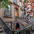 Beautiful Brownstone Home by Steven Spak