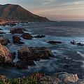Beautiful California Coast In Spring by Mike Reid