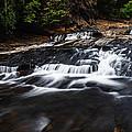 Beautiful Cascade In Western Ghats In Karnataka India by Vishwanath Bhat
