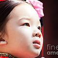 Beautiful Chinese Child Portrait by Matteo Colombo