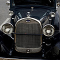 Beautiful Classic Car Front View by Chris W Photography AKA Christian Wilson