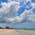 Beautiful Clearwater Beach by Bill Cannon