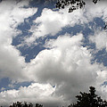 Beautiful Clouds Roll By by James Barrere