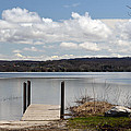 Beautiful Day At The Lake by Linda Kerkau