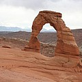 Beautiful Delicate Arch by Christiane Schulze Art And Photography