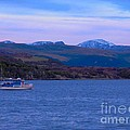 Beautiful Evening At Ullapool by Joan-Violet Stretch