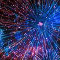 Beautiful Fireworks  2 by Jeelan Clark