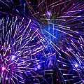 Beautiful Fireworks  3 by Jeelan Clark