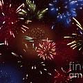Beautiful Fireworks 9 by Jeelan Clark