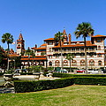 Beautiful Flagler College by Denise Mazzocco