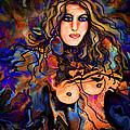 Beautiful Goddess by Natalie Holland