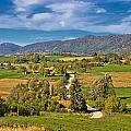 Beautiful Green Scenery Of Prigorje Region by Brch Photography
