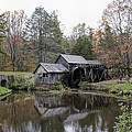 Beautiful Historical Mabry Mill by Kathy Clark