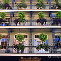 Beautiful Hotel In New Orleans by Carol Groenen