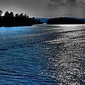 Beautiful Lake George - New York by David Patterson