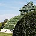 Beautiful Old Greenhouse by Frank Gaertner