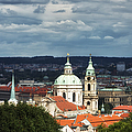 Beautiful Old Prague Czech Republic Europe by Matthias Hauser