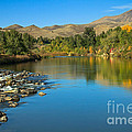 Beautiful Payette River by Robert Bales
