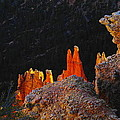Beautiful Pinnacles At Bryce Canyon by Jeff Swan