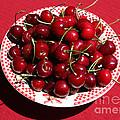 Beautiful Prosser Cherries by Carol Groenen