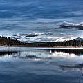 Beautiful Rainy Lake by Janie Johnson