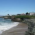 Beautiful Santa Cruz Coast by Christiane Schulze Art And Photography