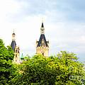 Beautiful Schwerin Castle by Jan Brons
