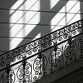 Beautiful Staircase by Lana Enderle