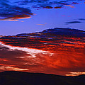 Beautiful Sunrise In Boise by Vishwanath Bhat